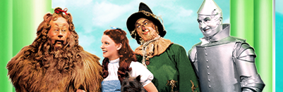 The Wizard of Oz – An Allegory