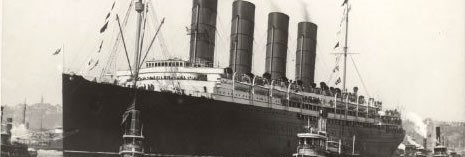 The Sinking of the Lusitania, 1915 – What really happened