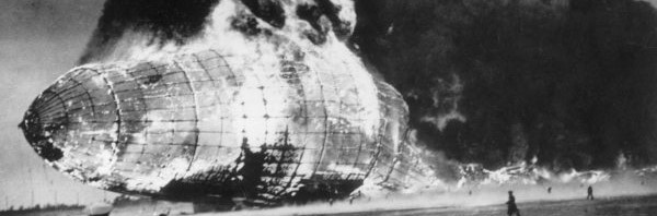 The Hindenburg Disaster – Definitely No Accident