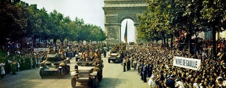 The 'Liberation' of Paris – 1944