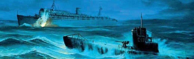 The Sinking of the Wilhelm Gustloff – A War Crime