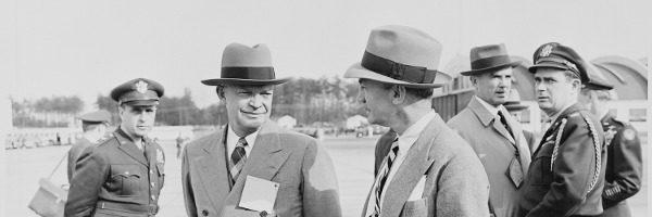The Murder of James Forrestal – US Defence Secretary