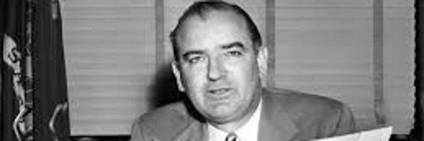Senator Joseph McCarthy Was Right After All!