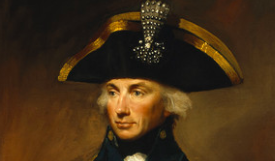 Nelson:  the leader who puts current British leaders to shame